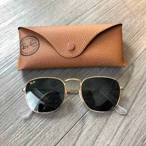 Ray-Ban Frank Legend Gold RB3857 9196R5 51-20